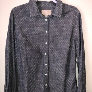 Banana republic shirt size large